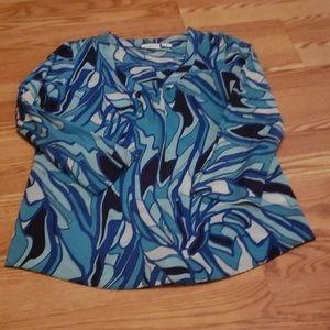 Liz Claiborne 3/4 sleeve